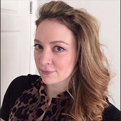 Anna Crisci, Senior Account Executive