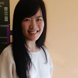 Florrie Huang, Chief Representative in Greater China