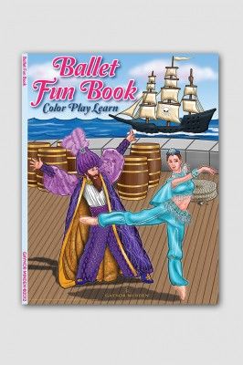 THE BALLET FUN BOOK