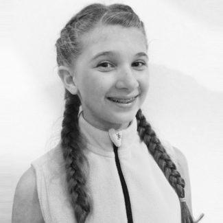 Carly Popescu, @carly_ballerina Floria Capsali, Bucharest, Romania