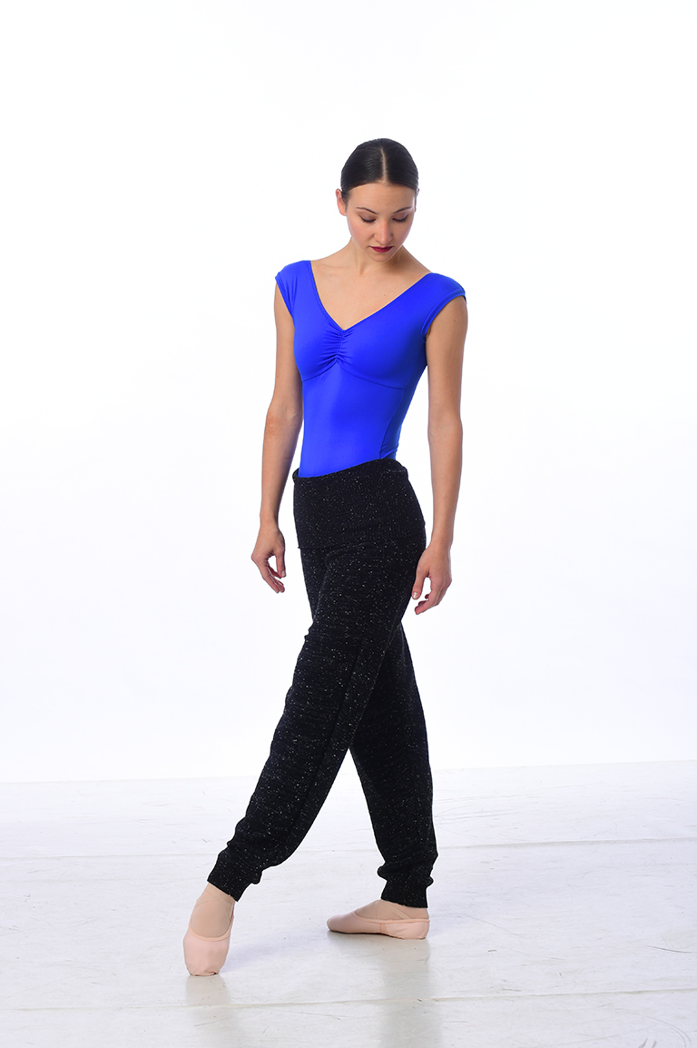 e9a51114c64a Knit Warm-up Pants