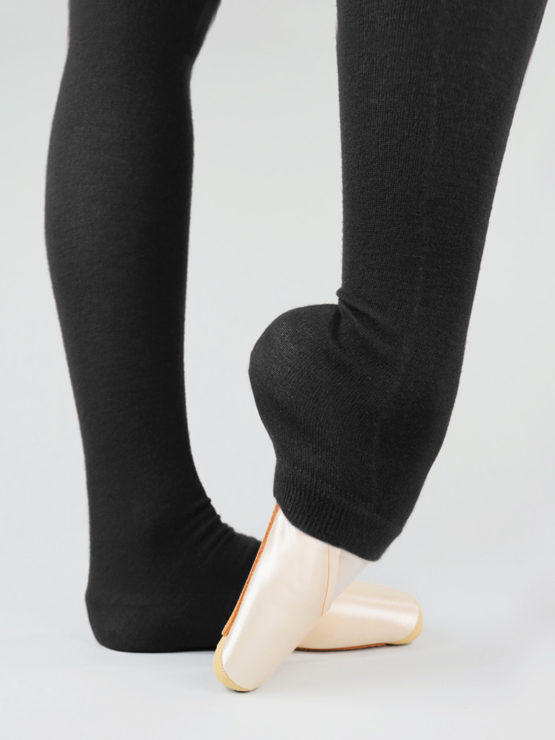 Sweater Tights Detail BLK 1
