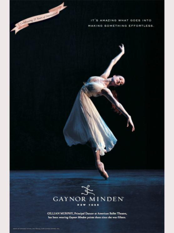Gillian's Backbend Poster – 25th Anniversary Edition