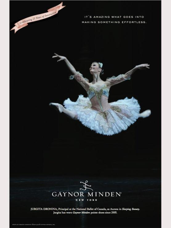 Jurgita's Aurora Poster – 25th Anniversary Edition