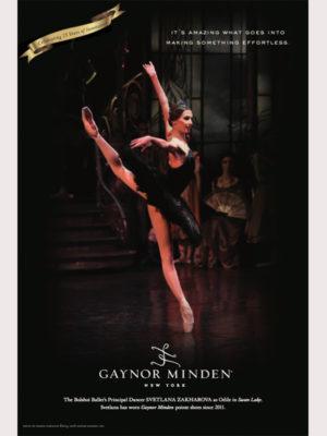 Svetlana's Odile Poster – 25th Anniversary Edition